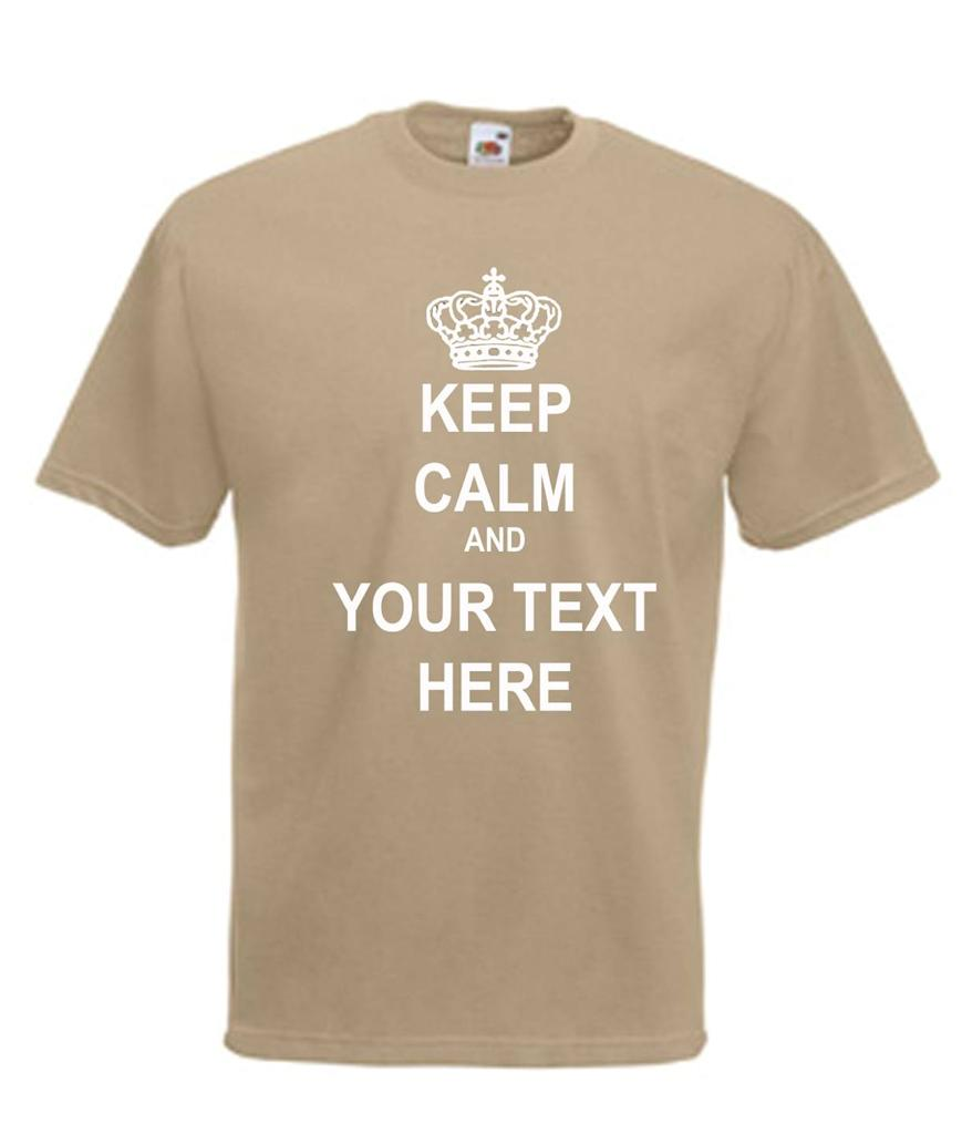 keep calm and your choice tshirt unisex mens womens