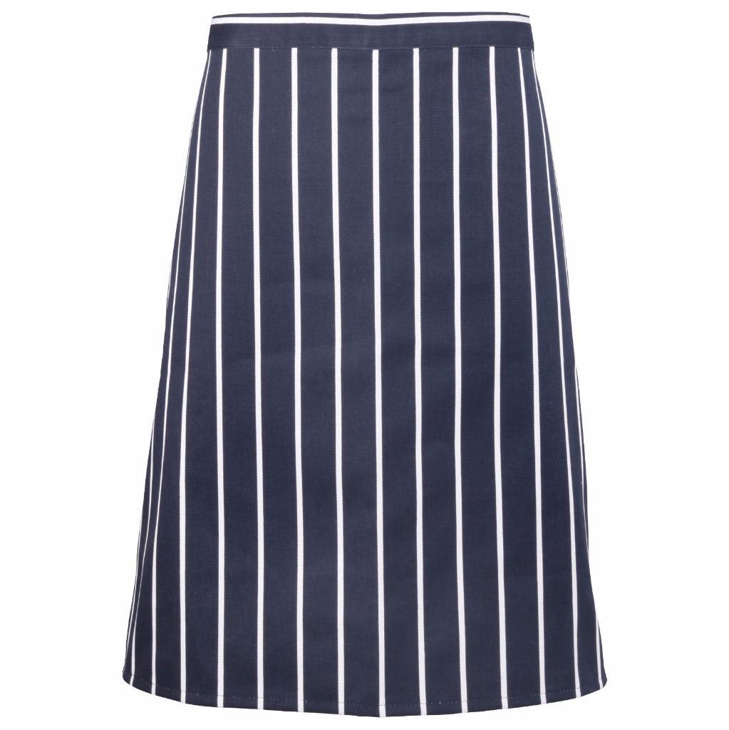 White half apron ebay - Pr168 Premier Workwear 039 Butcher 039 Style Striped