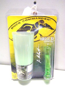 UNCLE SI CUP & DUCK CALL COMBO PACK
