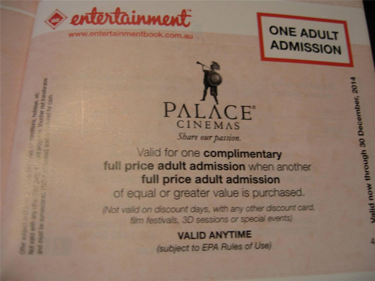 ENTERTAINMENT-BOOK-1-x-PALACE-CINEMAS-COMPLIMENTARY-ADULT-ADMISSION-VIC-ONLY