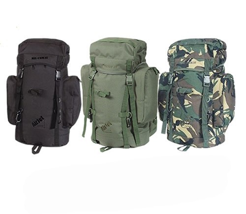 airjet rucksack 35 litre british army camo backpack ebay. Black Bedroom Furniture Sets. Home Design Ideas