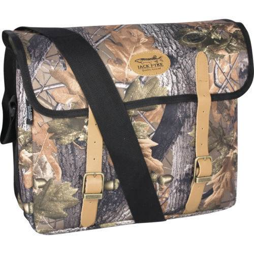 Jack Pyke Cordura Camo/Duotex Dog Bag Game Hunting Shooting Fishing Training