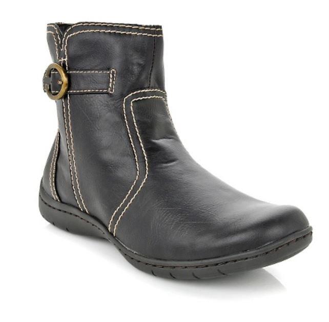sporto mavis winter snow ankle boots w contrast stitching
