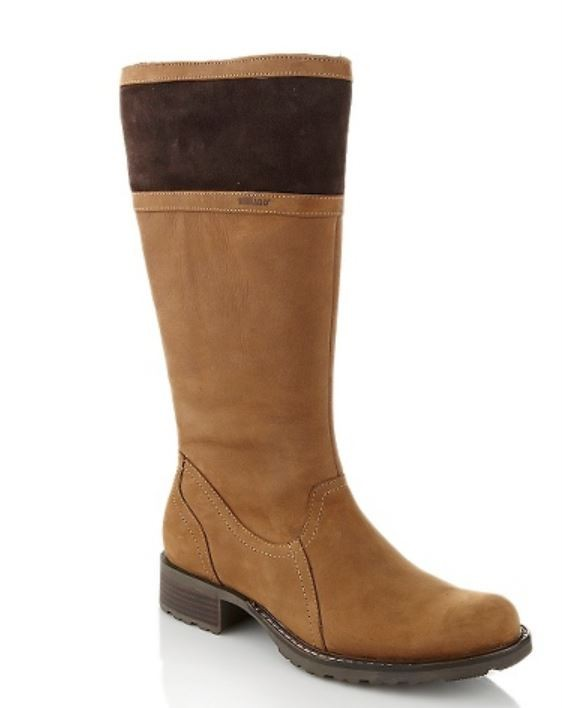 sebago saranac high leather waterproof boots w suede