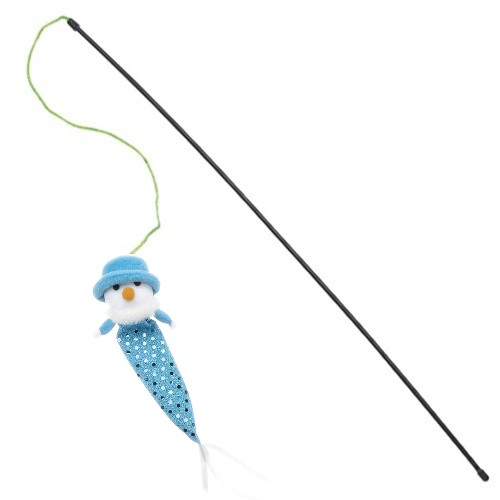 Cat Toy Sparkle Wand