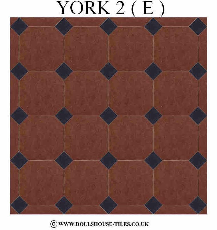 Miniature Dollhouse Tile Flooring: DOLLHOUSE MINIATURES,DOLLHOUSE MINIATURES TILES & FLOORING