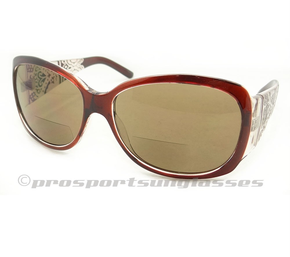 Sun Reader Bifocal Sunglasses for Women Lady 1.5, 2.0, 2.5, 3.0 Trendy and Cute