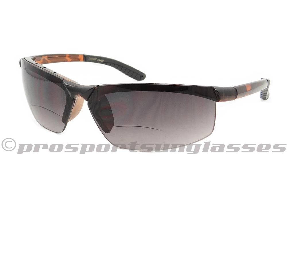 Rimless Bifocal Glasses : Bifocal Sun Glasses Tinted Men Women Lightweight Rimless ...