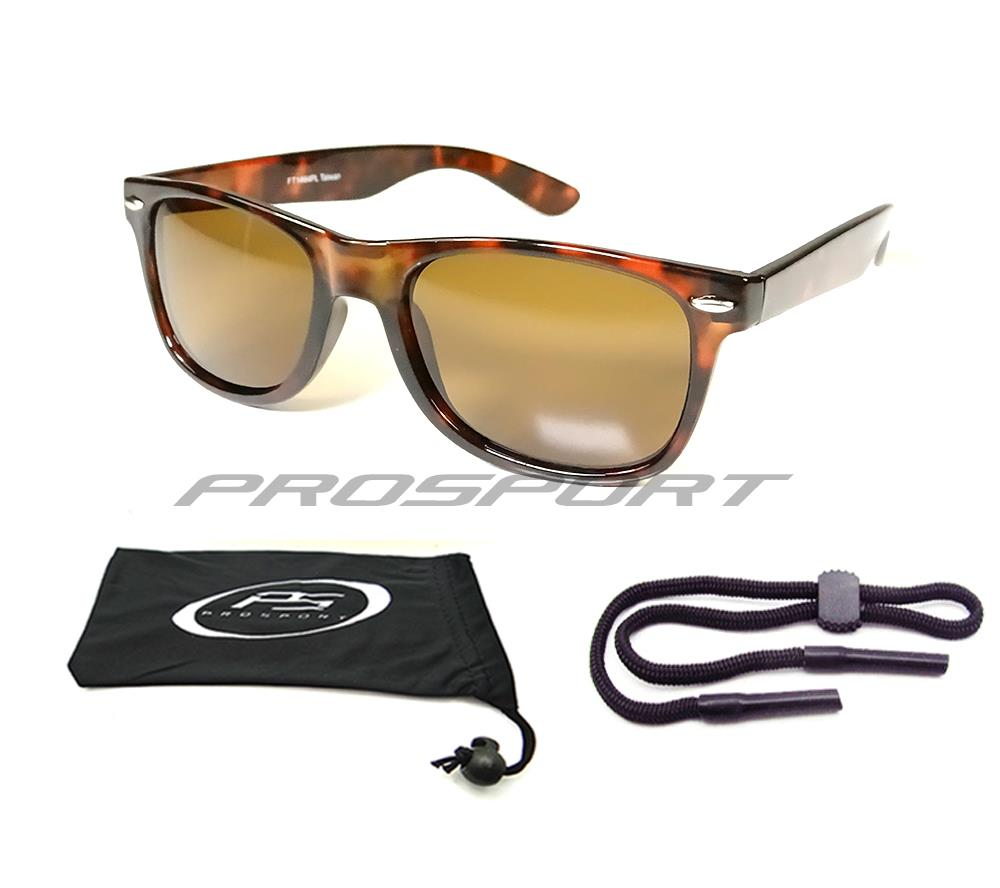 wayfarer floating polarized sunglasses mens fly fishing boating float frame ebay