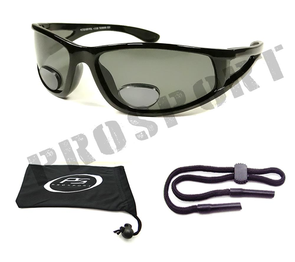 Fishing polarized bifocal sunglasses side shield window for Mens fishing sunglasses