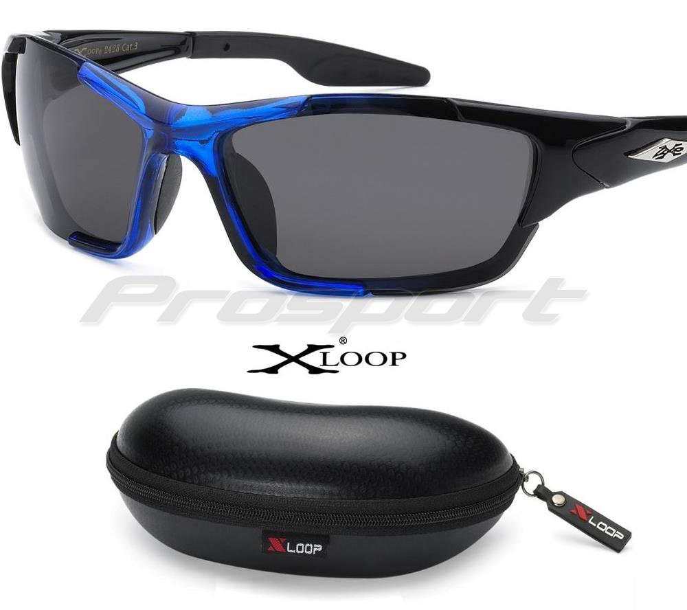 Xloop polarized sunglasses mens golf ski fishing tennis for Mens fishing sunglasses