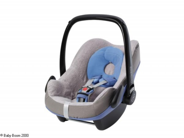 summer cover 4 maxi cosi pebble or pebble plus car seat cool washable towelling ebay. Black Bedroom Furniture Sets. Home Design Ideas