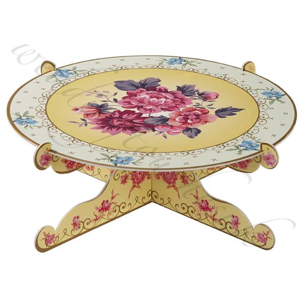 Truly Scrumptious Vintage Style Cake Stands Vintage Style Tea Party Accessories