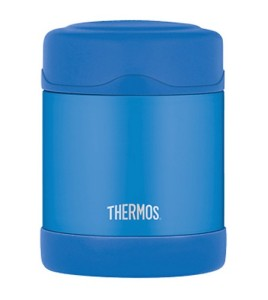 thermos stainless steel kids insulated 10oz food jar blue. Black Bedroom Furniture Sets. Home Design Ideas