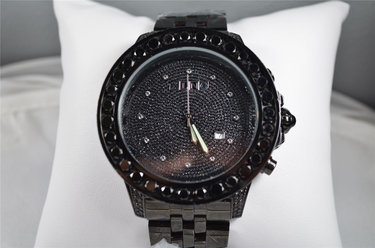 Black Diamond Rolex Watches For Men