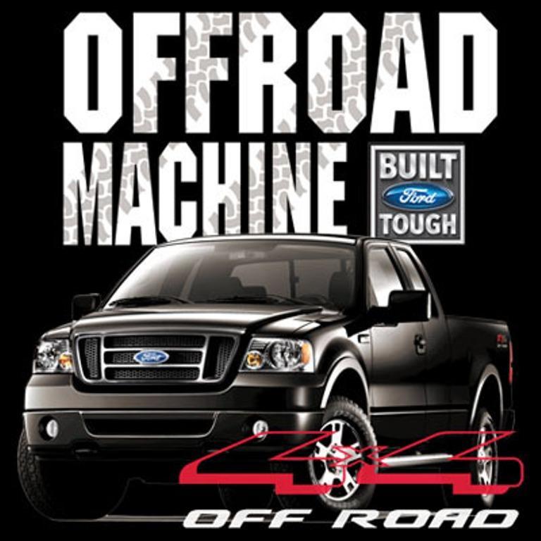 offroad machine
