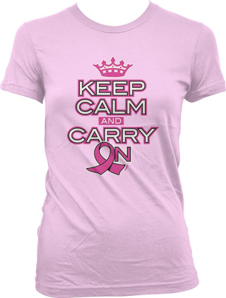 Breast Cancer Awareness Lifeguard T-Shirt