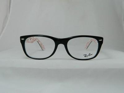 Ray Ban 5184 White. Jun20. Elderly friends. Eyeglasses in   SmartBuyGlasses  USA Ray Ban Rx 5184 Wayfarer ... d53a00f3ca73