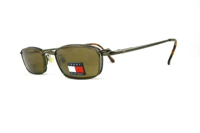 Prescription Eyeglass Frames With Magnetic Clip On Sunglasses : Tommy Hilfiger Designer Glasses with Magnetic Clip on ...