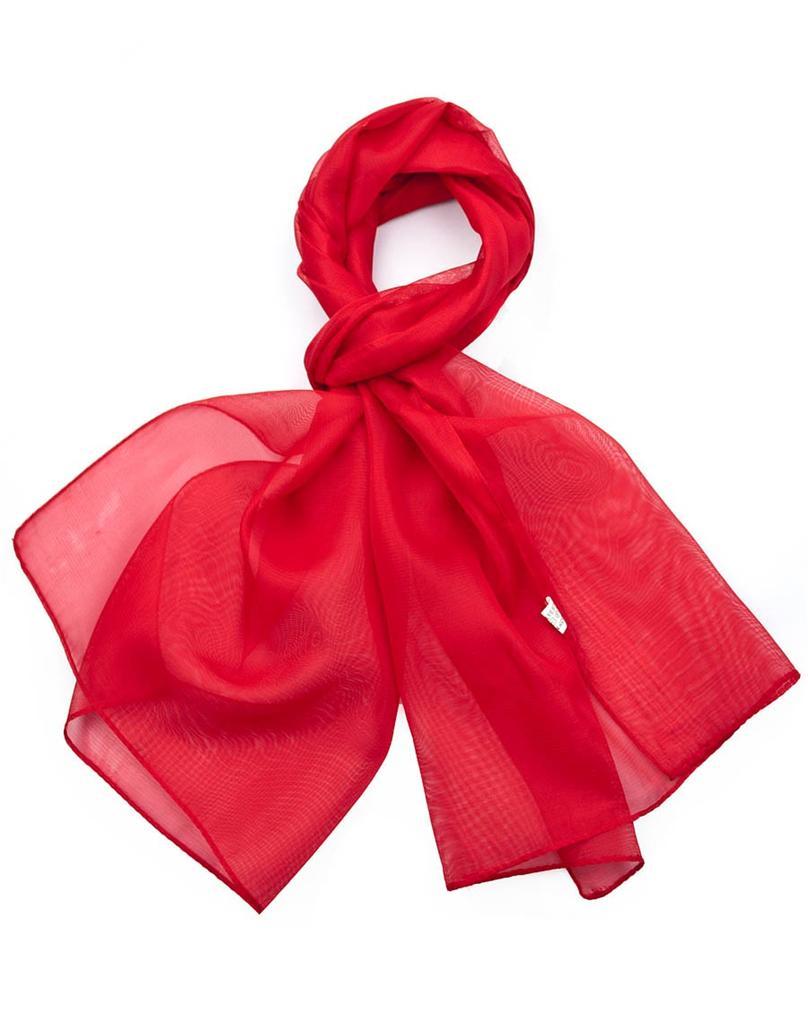 plain chiffon scarf various colour fashion