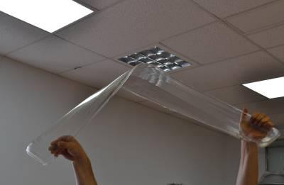 Twin Weatherproof Light Fitting 2x20w Led Tube Light