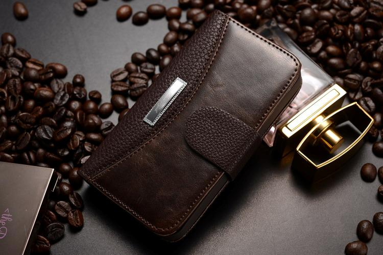 RETRO-STYLE-LEATHER-WALLET-CASE-COVER-FOR-iPHONE-4-4S