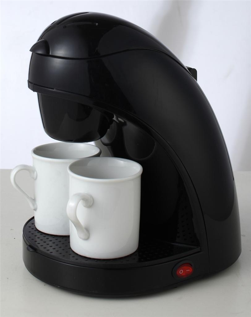 New Desktop Filter Compact Coffee Machine Maker With 2