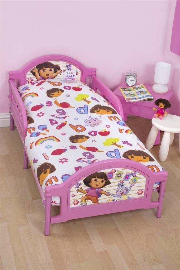 Bambini bimbi 4in1 junior lettino bambino piumone trapunta biancheria da letto fascio set - Biancheria da letto bambini ...