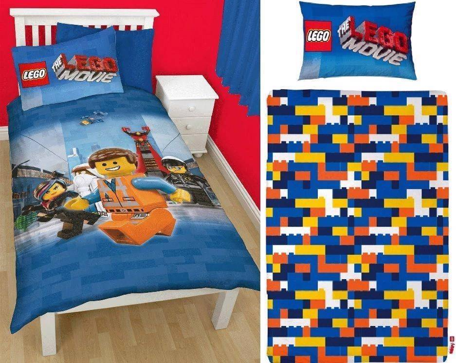 Lego City Bedding Sets - Bedding Designs