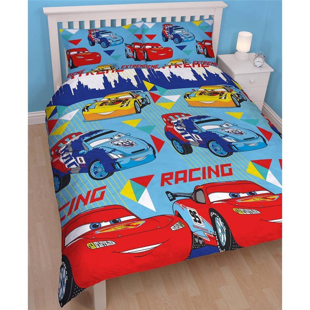 Disney cars bedroom furniture bundle inc wardrobe storage disney cars mack truck feature tent - Cars bedroom set ...