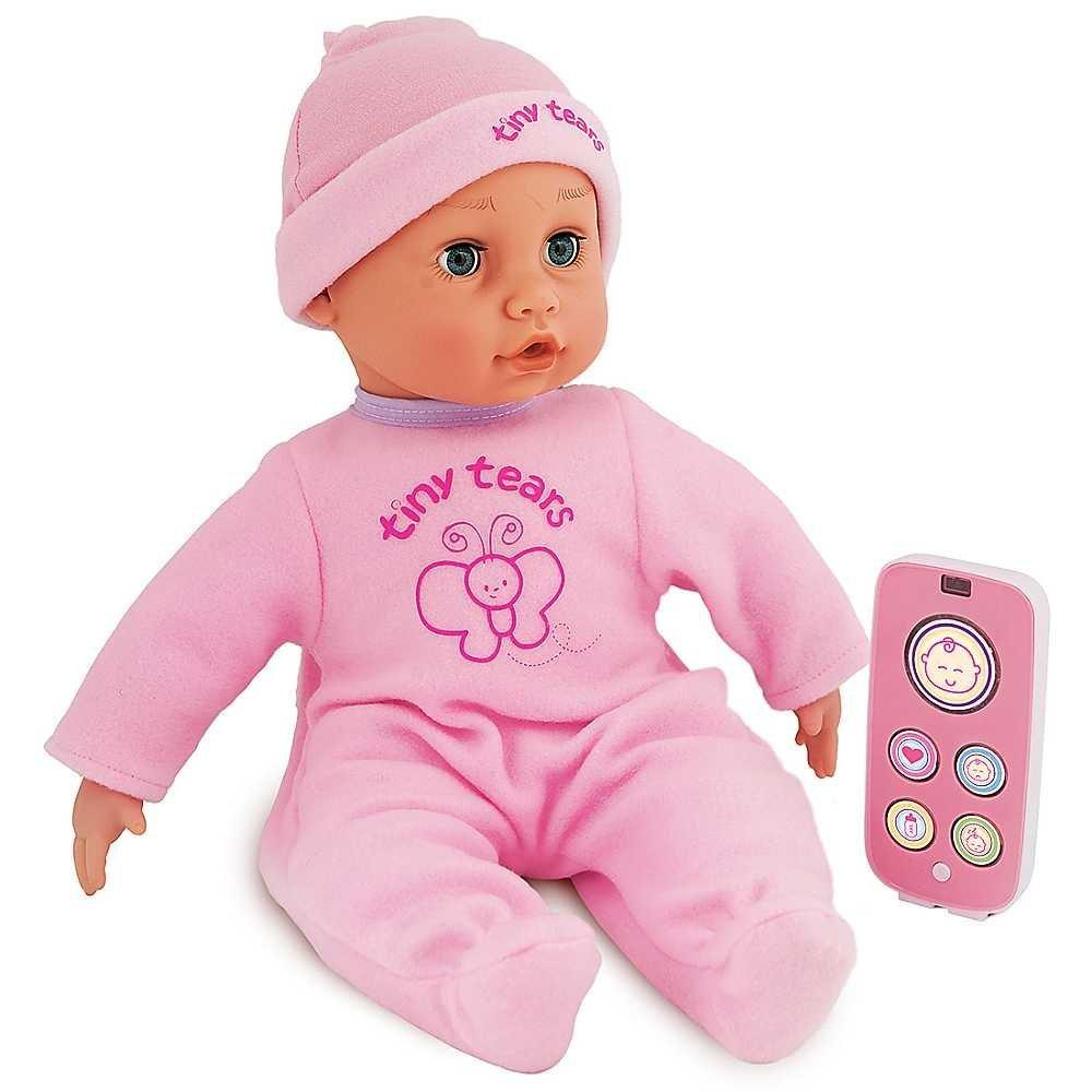 Baby Girl Toys : Tiny tears boys girls cute toy baby toddler play doll