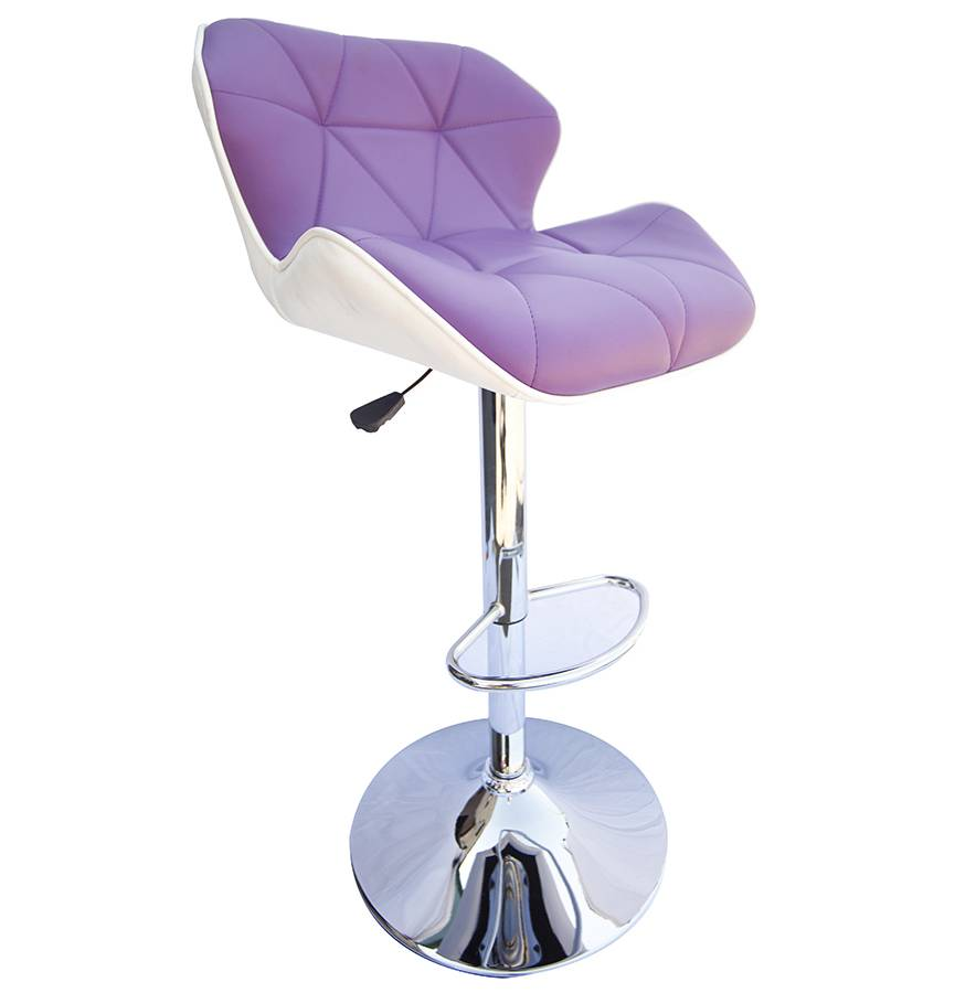 New Purple Bar Stool 30 Quot Swivel Ebay
