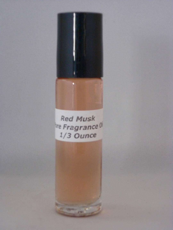 MUSK 1/3 oz Roll-On 10 ml 100% Pure Body Designer Perfume Oils COMMON SCENTS