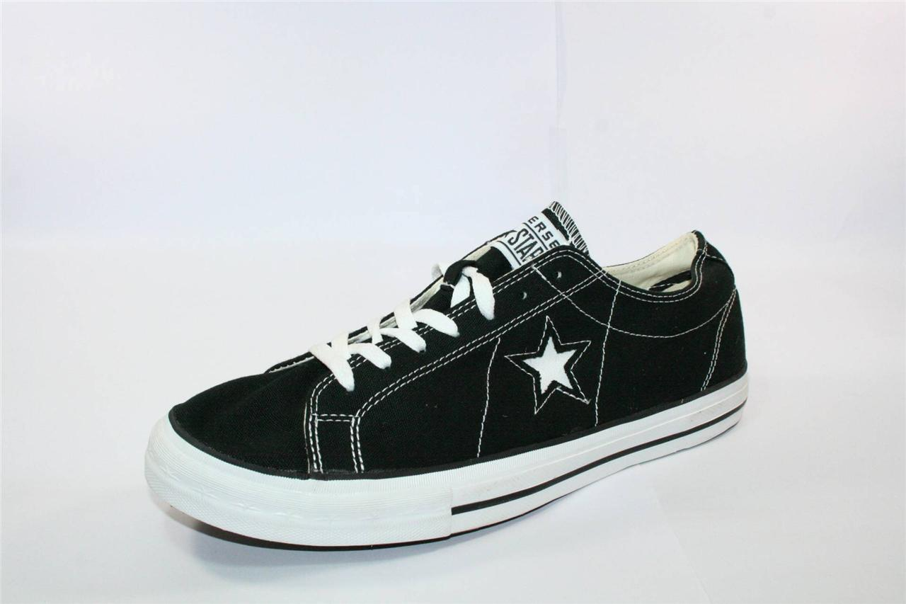 New-Converse-One-Star-Oxford-Black-DX-OX-Sneakers-Shoes-112193