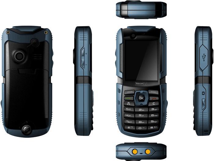 NEW-UNLOCKED-TELSTRA-TOUGH-ZTE-T90-BLUE-TICK-3G-NEXTG-TRADESMAN-MOBILE-PHONE