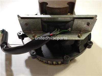 Oem carrier bryant ecm variable speed inducer motor for Variable speed motor furnace