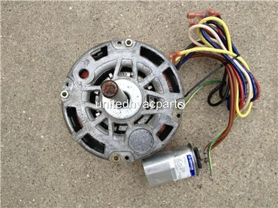 Ge carrier bryant 115 volt blower motor 5kcp39ggs336s 1 3 for Blower motor capacitor symptoms