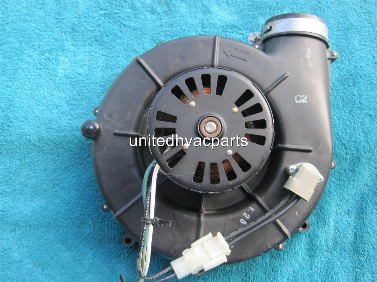 trane draft inducer motor assembly d330757p02 fasco 7021