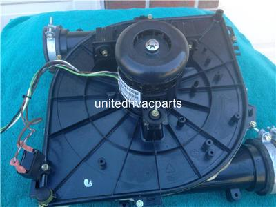 Carrier Bryant Hc27cb119 A O Smith Jed013n Draft Inducer