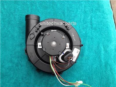 Fasco 7062 5441 lennox 38m5001 draft inducer motor for Lennox inducer motor assembly