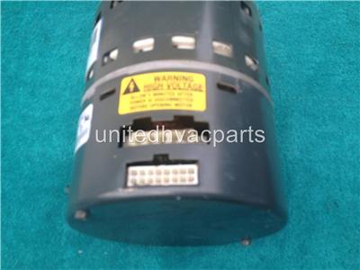 Carrier bryant hd44ae142 ge 5sme39hl0961 2 3 ecm variable for Variable speed ecm motor