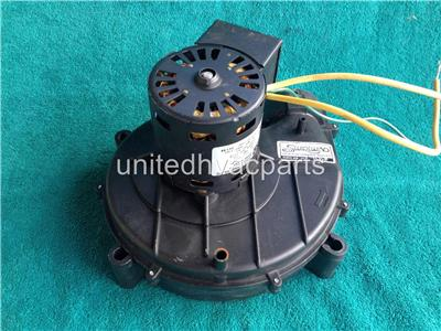 York luxaire coleman 024 25007 000 draft inducer motor for Luxaire furnace draft inducer motor