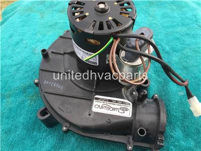 Fasco 70624708 york luxaire 024 27641 000 7062 4708 draft for Luxaire furnace draft inducer motor