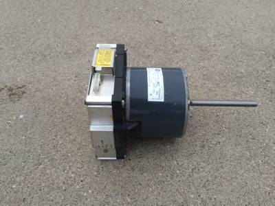 Carrier bryant hd44ae115 variable speed blower motor for Variable speed motor furnace