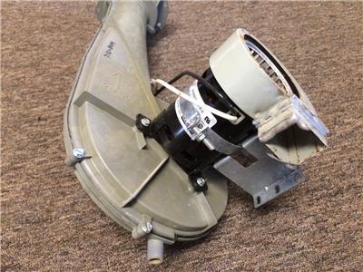 Furnace Inducer Motor Noise