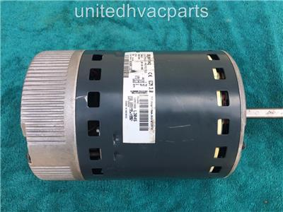 Carrier Hd46re122 Ge 5sme39sxl3045 Furnace Blower Motor Ebay