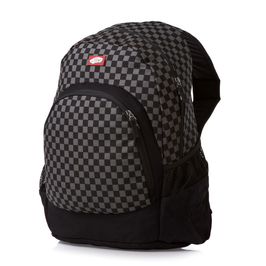 Vans-Mens-Womens-Van-Doren-School-Old-Skool-Backpack-Bag-Black-White ...