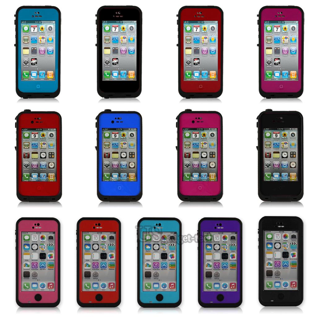 100 genuine redpepper water proof case for apple iphone 6. Black Bedroom Furniture Sets. Home Design Ideas