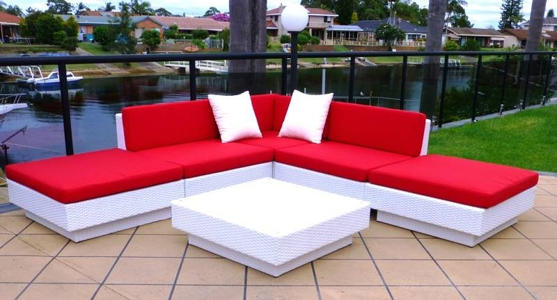 Http Www Ebay Com Au Itm Hamilton Quality Outdoor Wicker Corner Chaise Lounge Suite Furniture 221211850266