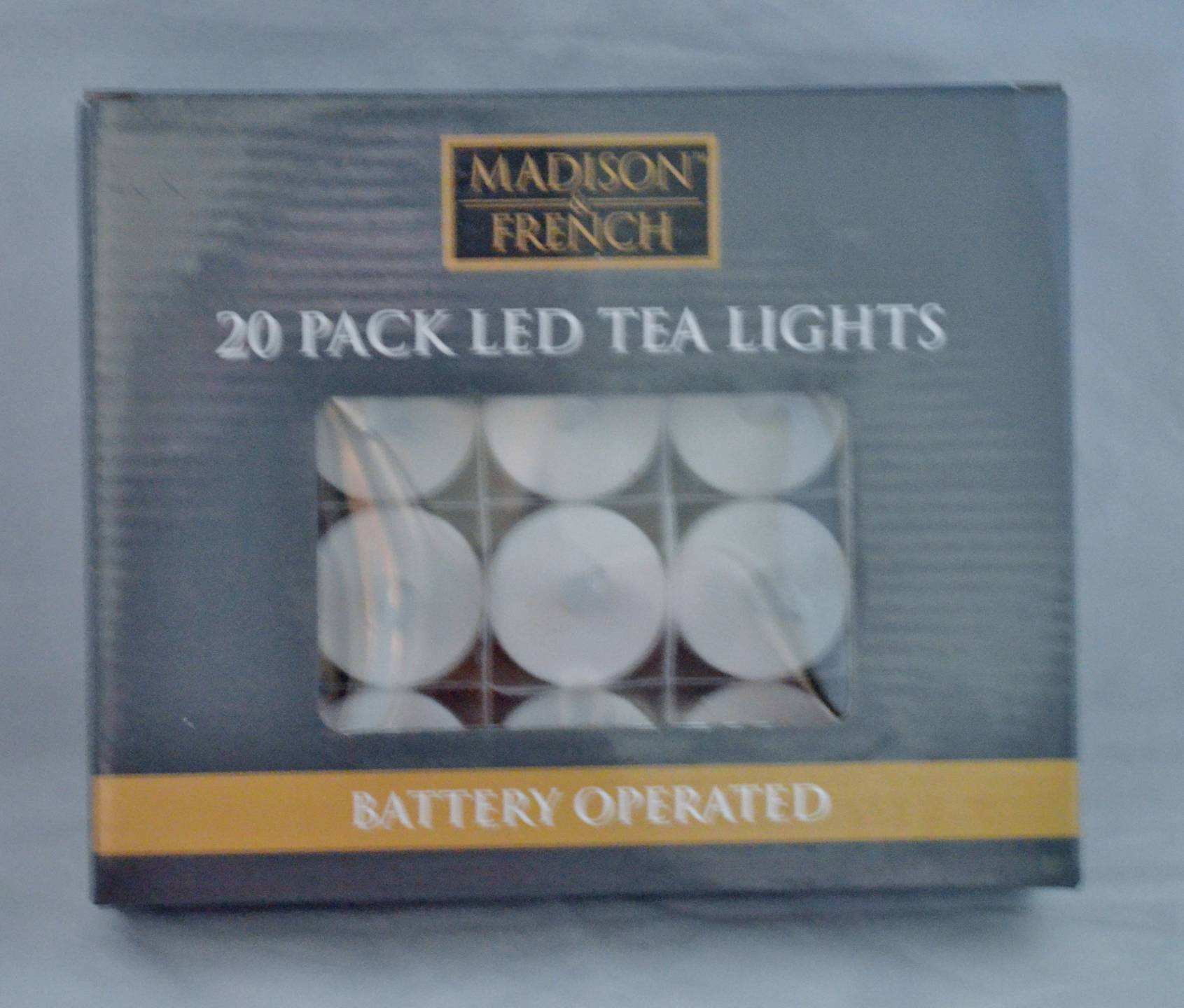 MADISON-FRENCH-20-PACK-LED-TEA-LIGHTS-BATTERY-OPERATED-INCLUDED